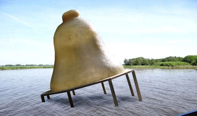 The bell of Beulake, not realized, design, 2013